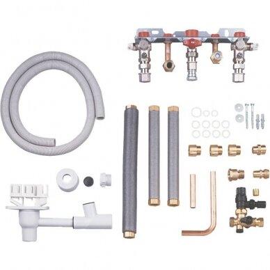 Pajungimų komplektas Bosch Nr. 615/2.1 talpoms WD 120 B ir WD 160 B