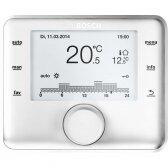 Patalpos termostatas Bosch CW400 su lauko jutikliu